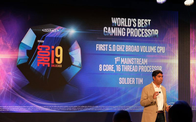 Intel Core i9 9900K Gaming