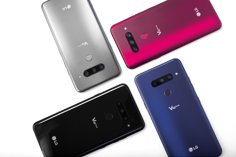 LG V40 ThinQ Android Xiaomi Mi MIX 3