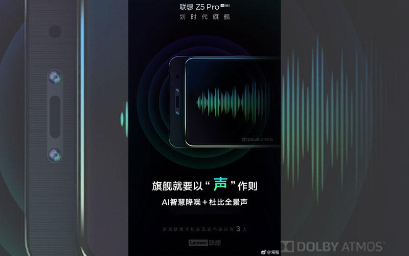 Lenovo Z5 Pro Xiaomi Mi Mix 3