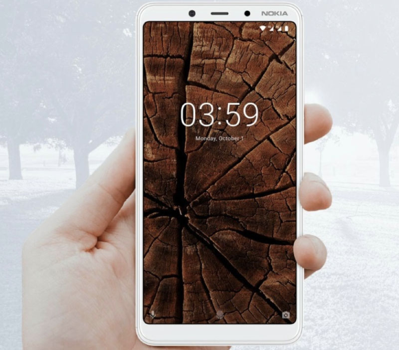 Nokia 3.1 Plus Android One 1