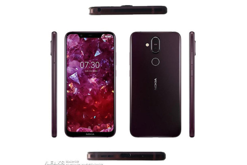 Nokia 7.1 Plus Android One 1