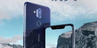 Nokia 7.1 Plus Android One capa