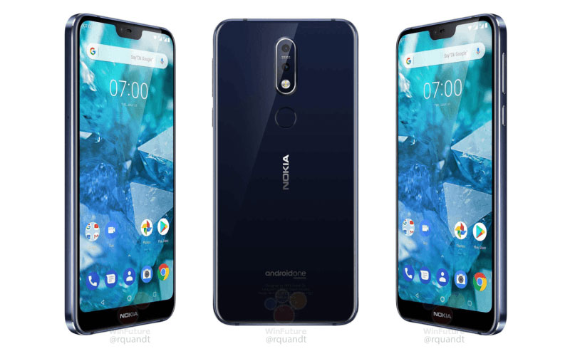 Nokia 7.1 Android One 4gnews