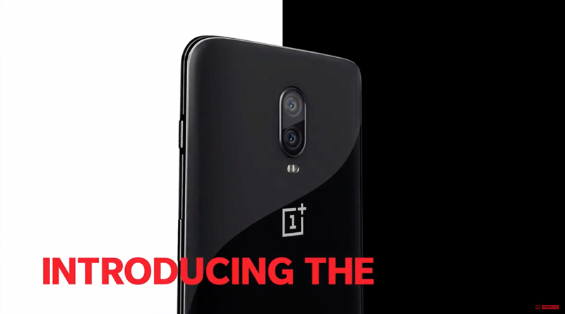 OnePlus 6T Android Pie smartphone