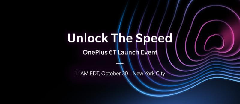 OnePlus 6T Android Pie Nova Iorque