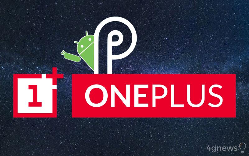 OnePlus 3 OnePlus 5 Android Pie