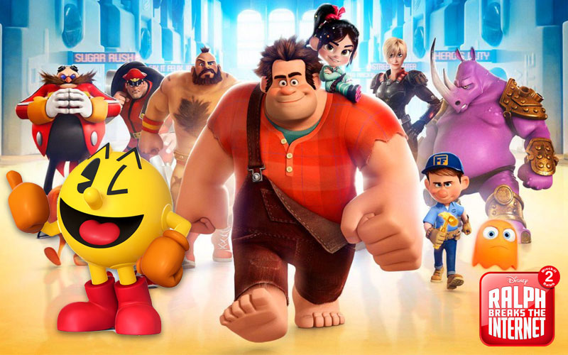 PAC-MAN: Ralph Breaks the Maze Google Play Store 4gnews