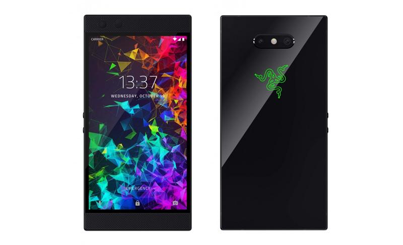 Android: Razer Phone 2 trará luzes RGB! Preço do topo de gama revelado