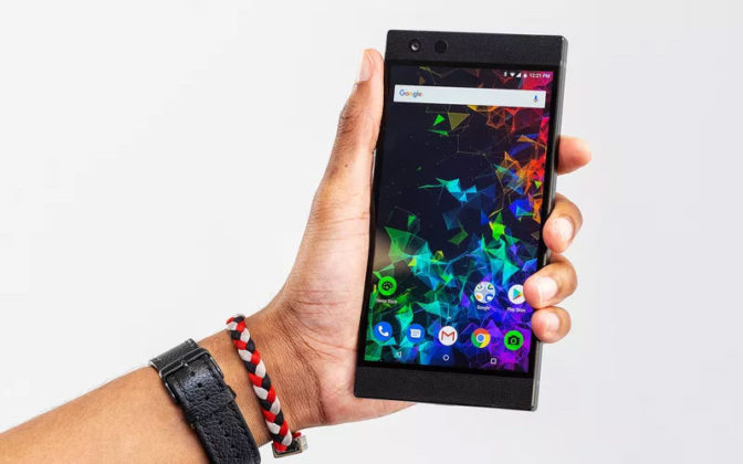 Razer Phone 2 smartphone Gaming Android