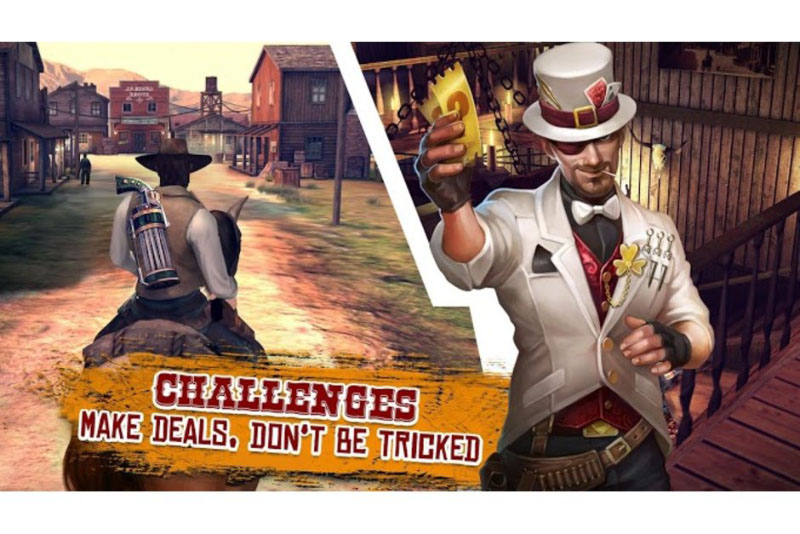 Red Ded Redemption Android iPhone