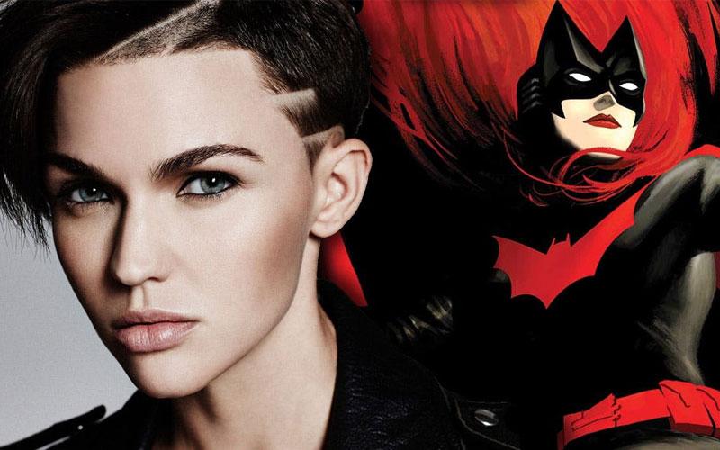 Ruby Rose Batwomen CW