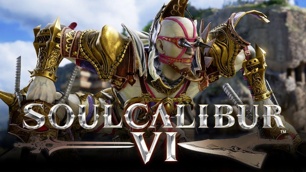 Soul Calibur VI - Tudo o que sabemos antes do lançamento