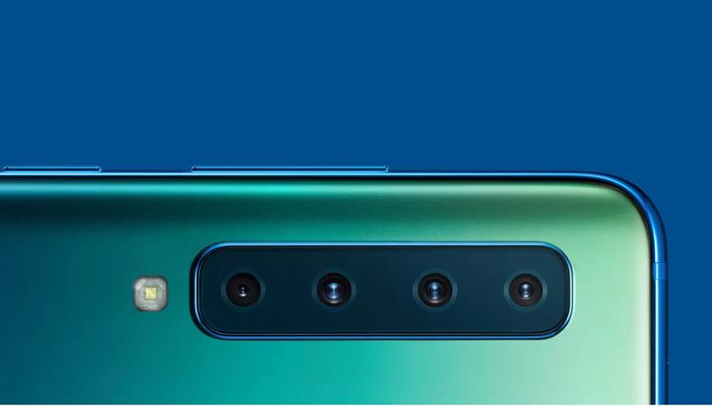 Android. Samsung Galaxy A9 com 4 câmaras traseiras é oficial