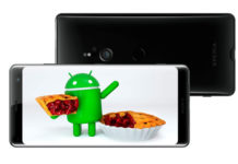 Sony Android Pie