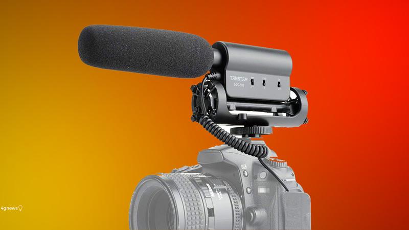 Conhece um microfone a bom preço para adicionares à tua câmara