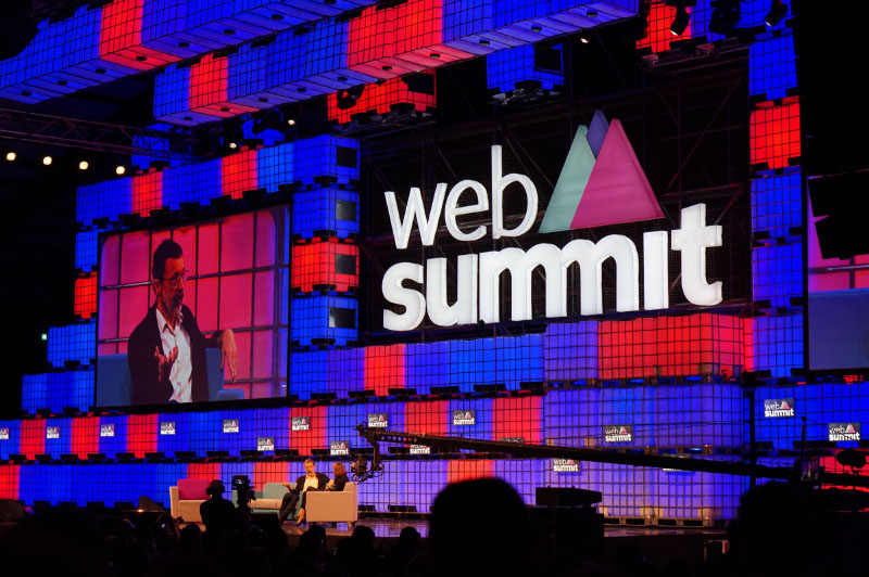 Web Summit Lisboa Portugal