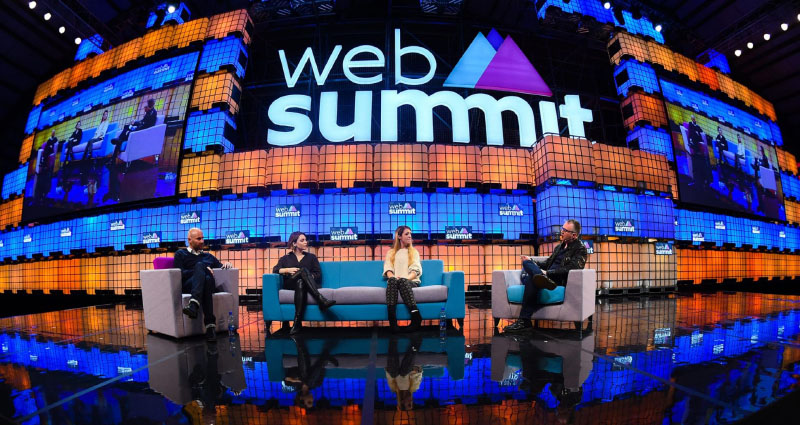 Web Summit Portugal Lisboa