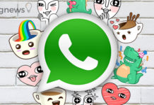 WhatsApp Stickers Android iOS