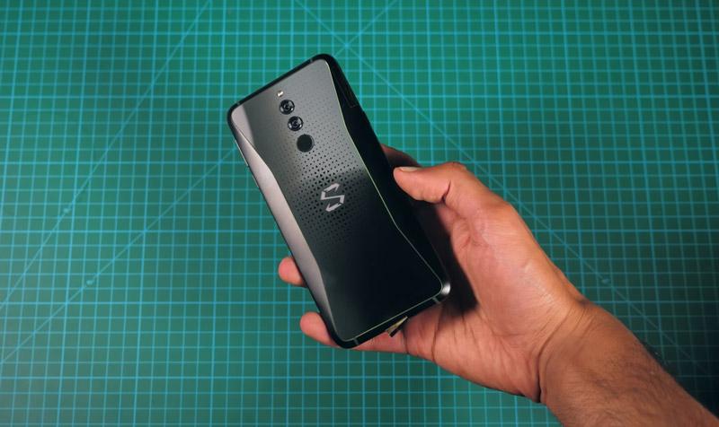 Xiaomi Black Shark Helo oficial: Primeiro smartphone com 10GB de RAM