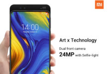 Xiaomi Mi MIX 3 Android Pie