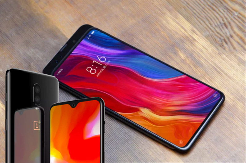 Xiaomi Mi Mix 3 e OnePlus 6T: 5 razões para escolheres um destes