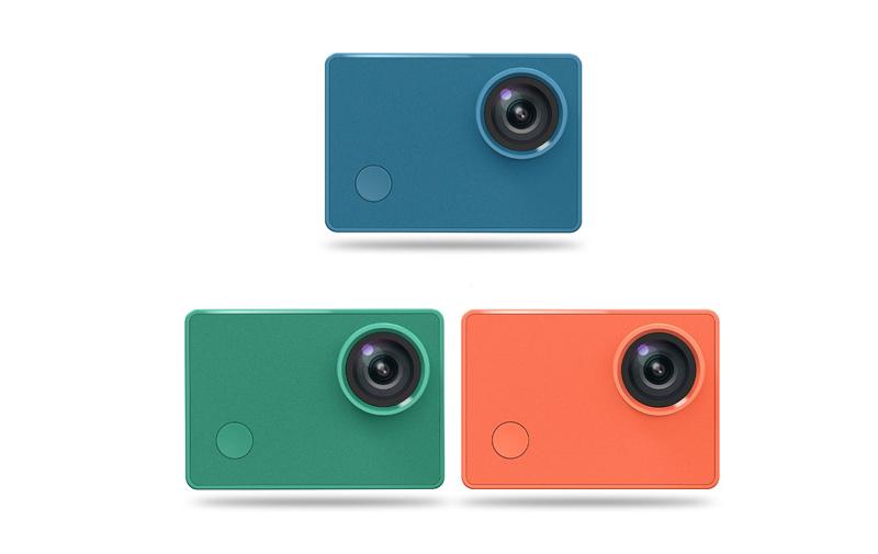 Xiaomi Mijia Seabird é a nova câmara de ação 4K com preço inacreditável