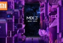 Xiaomi Mi Mix 3 Android