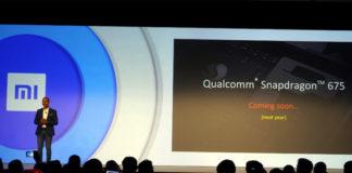 Xiaomi Qualcomm Snapdragon 675