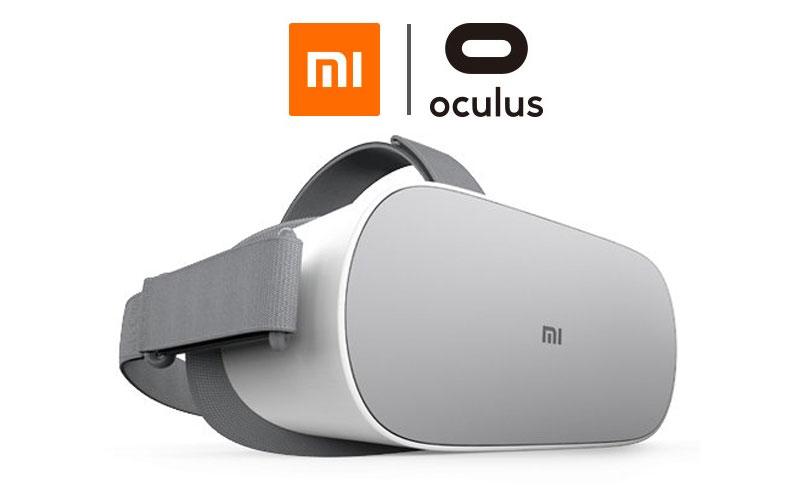 Xiaomi VR Oculus Realidade Virtual