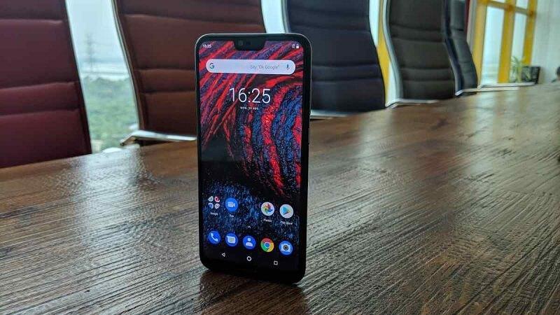 Nokia Android Pie smartphones