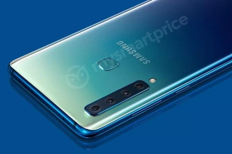 Android. Samsung Galaxy A9 dá nas vistas em teste de performance