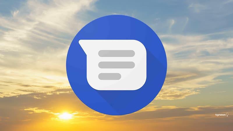 Google Mensagens Android aplicação atualização funcionalidades