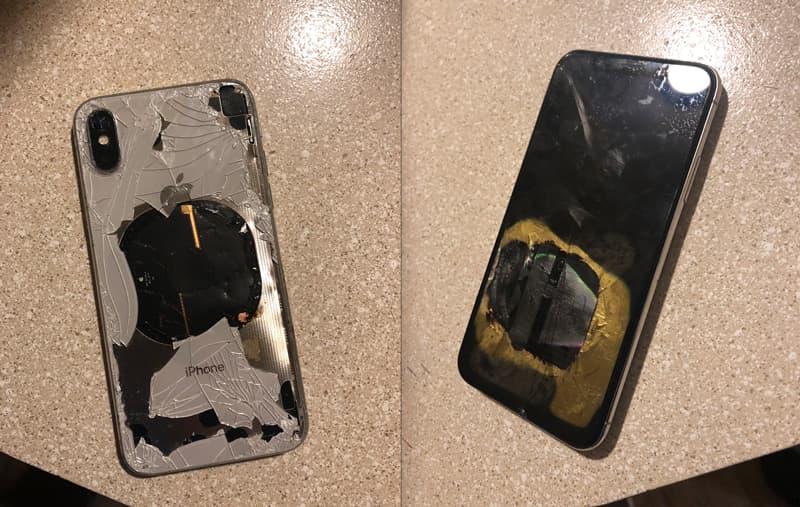 Apple iPhone X explode logo depois de atualizar para o iOS 12.1