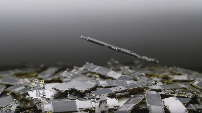 Apple smartphones reciclagem