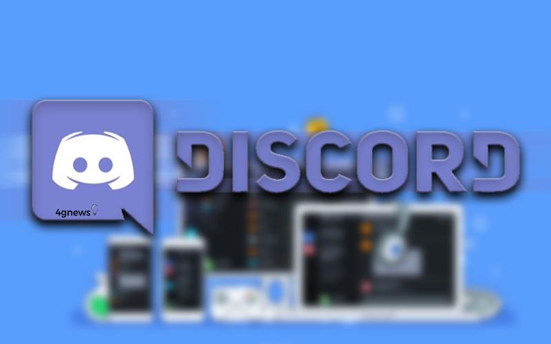 Discord aplicação Android