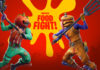 Fortnite Food Fight atualização Battle Royale