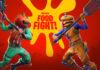 Fortnite Food Fight atualização Battle Royale