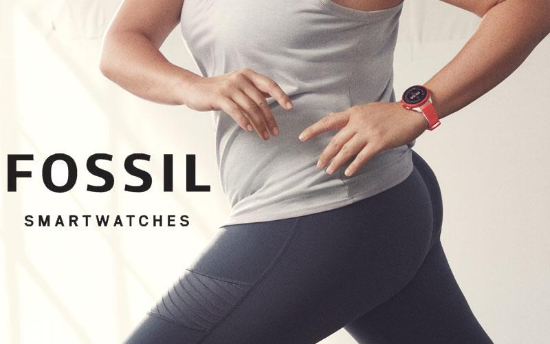 Fossil Sport WearOS smartwatch