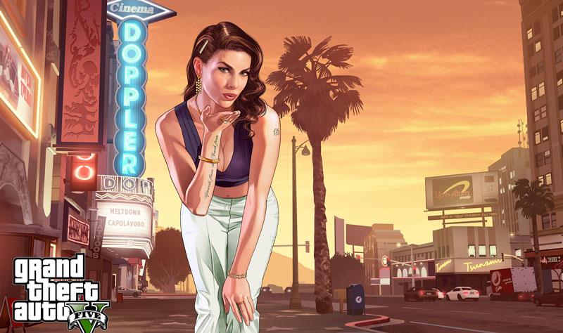 GTA V vende 100 milhões e é o terceiro jogos mais vendido de sempre
