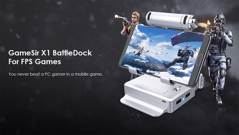 GameSir Battle Dock