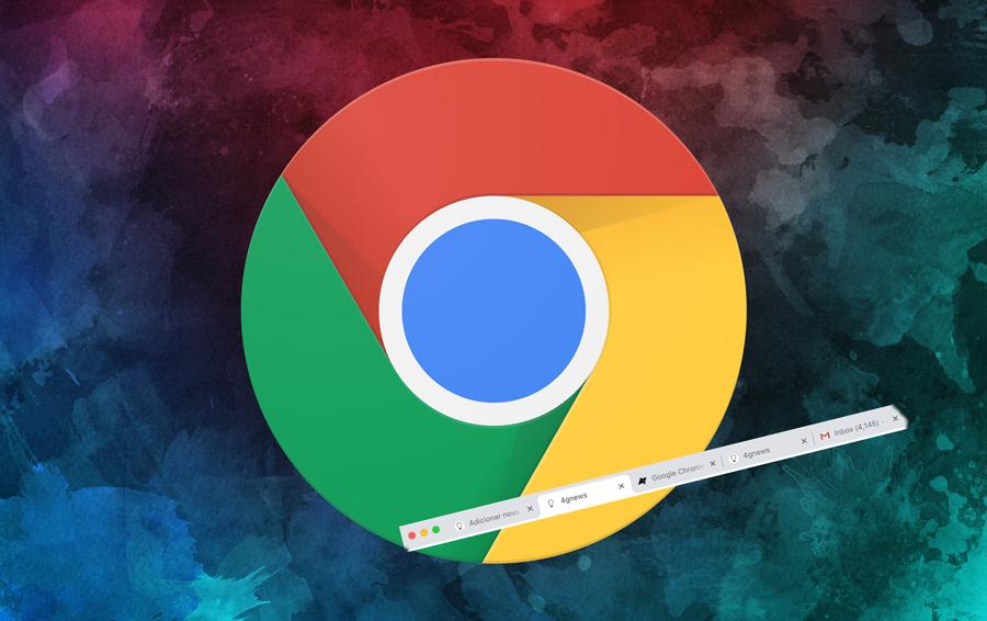 Google Chrome trará uma nova possibilidade para quem detesta 'Tabs'