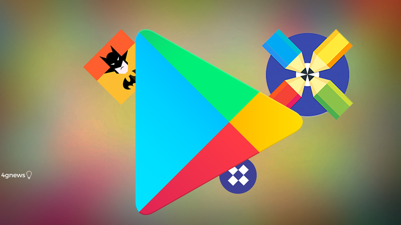 Google Play Store:16 Pack de ícones Premium que estão agora Grátis!