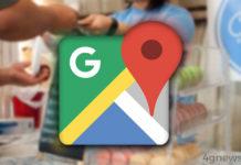 Google Maps Mensagens Android iOS App aplicação