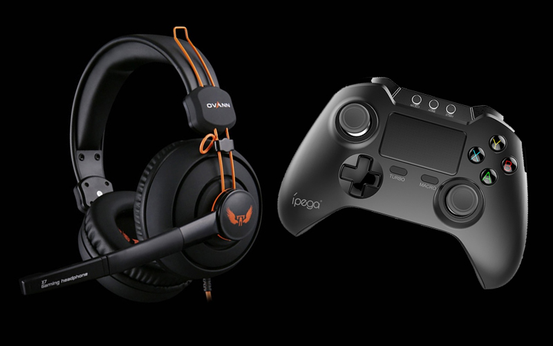 Headset Gamepad