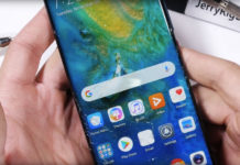 Huawei P30 Huawei Mate 20 Pro smartphone Android