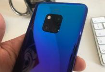 Huawei Mate 20 Pro P30 Plus Samsung