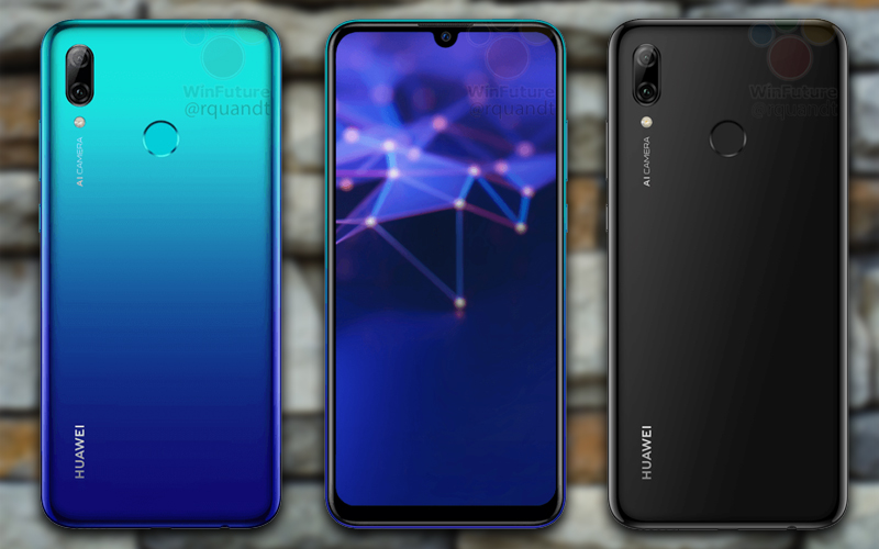 Huawei P Smart 2019 Android gama-média