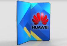 Huawei Smartphone dobrável Samsung