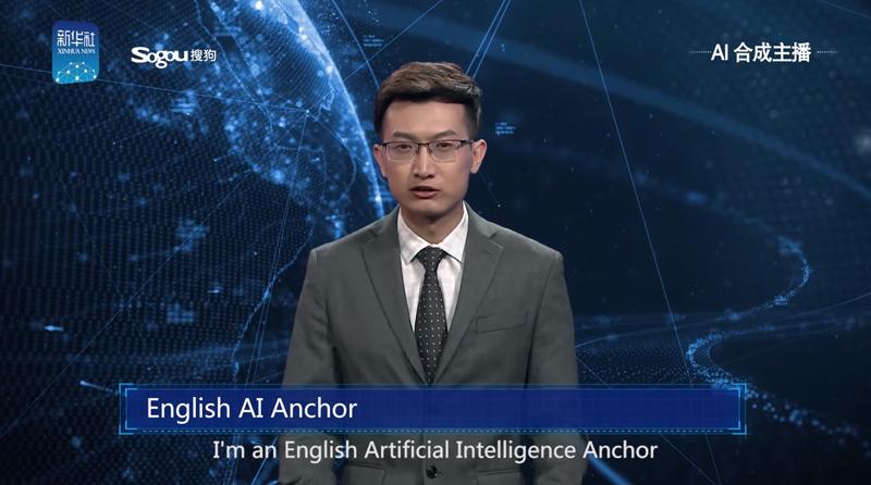 Vídeo mostra Pivô de jornal totalmente elaborado por Inteligência Artificial