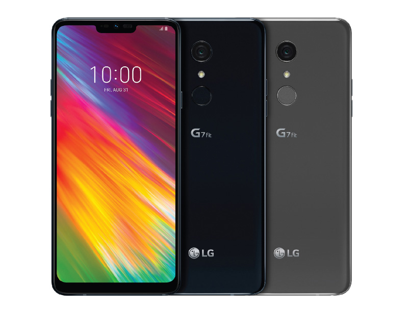LG G7 Fit Android One Android Pie smartphone 1